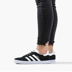 Adidas Originals Gazelle OG Trainers Black/White